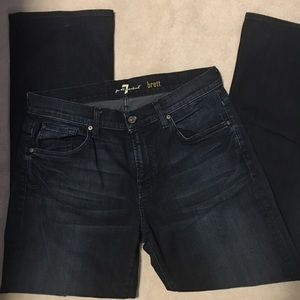 7 For All Mankind Brett Jeans